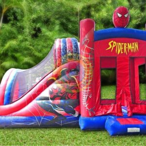 Spiderman Large Bouncer