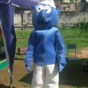 Smurf Costume