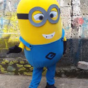 Minions Mascot Costume