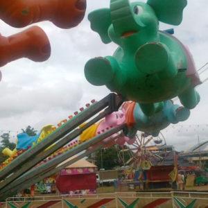 Flying Elephant Ride