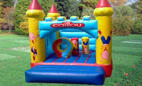 Mini Party Castle Bouncer