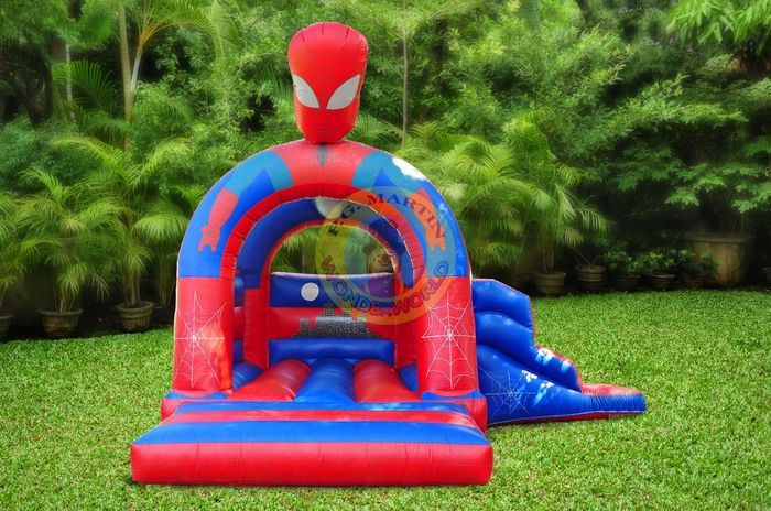 Spiderman Small Bouncer