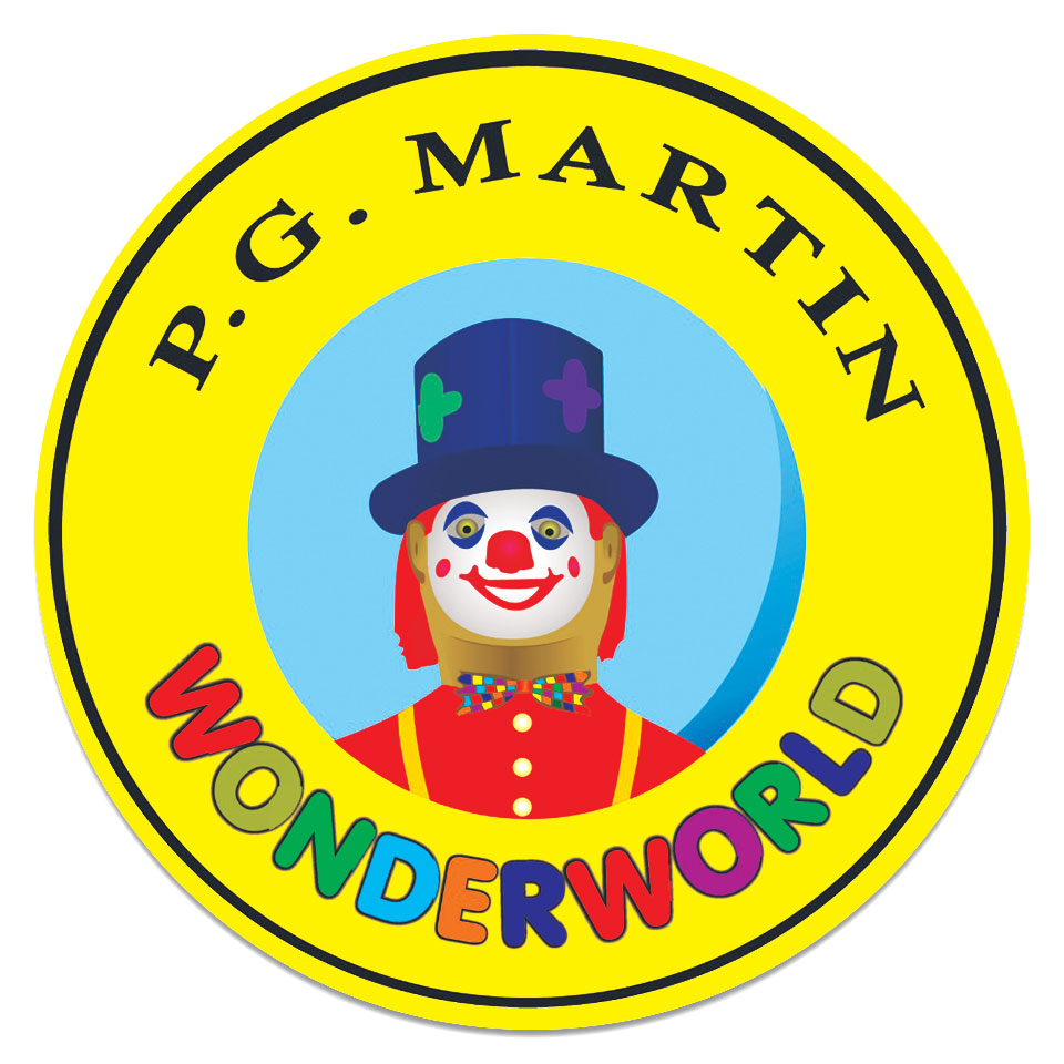 PG Martin Wonderworld